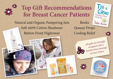 Top Gifts For Breast Cancer Patients