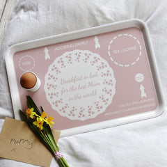 breakfast tray mothers day gift