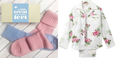 Nightwear gifts for cancer patients