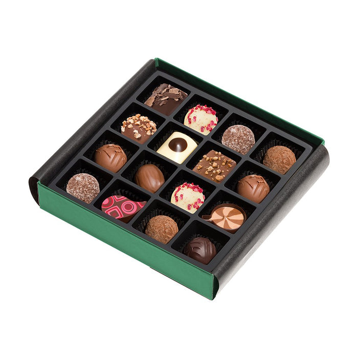 Cocoba 16 Assorted Fine Chocolates & Truffles