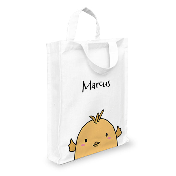 Personalised Chick Bag - Various Colours