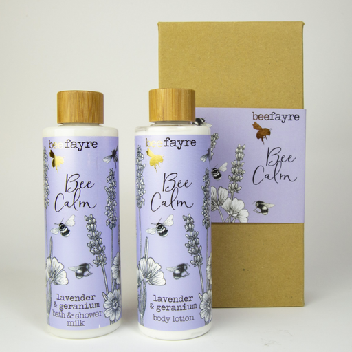 Beefayre Bee Calm Gift Set