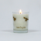 Beefayre Lavender and Geranium Candle