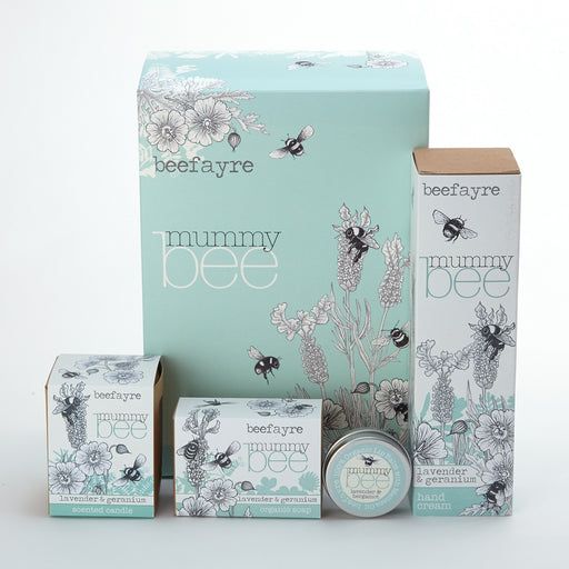 Beefayre Mummy Bee Pamper Gift Set