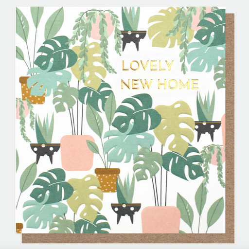 Caroline Gardner Lovely New Home Card