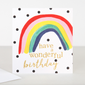 Caroline Gardner 'Have a Wonderful Birthday' Rainbow card