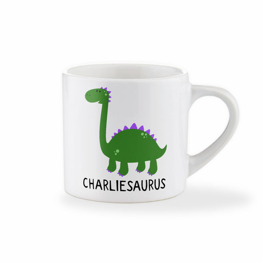Children's Personalised Dino Mug