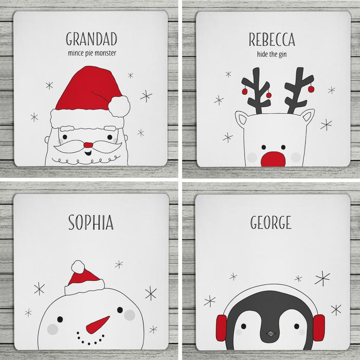 Personalised Santa Eve Box