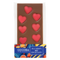 Cocoba Jelly Hearts Milk Chocolate Bar