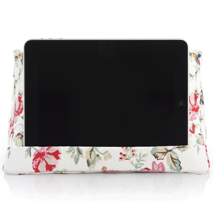 Coz-E-Reader Huggable Tablet Stand - Rose Garden