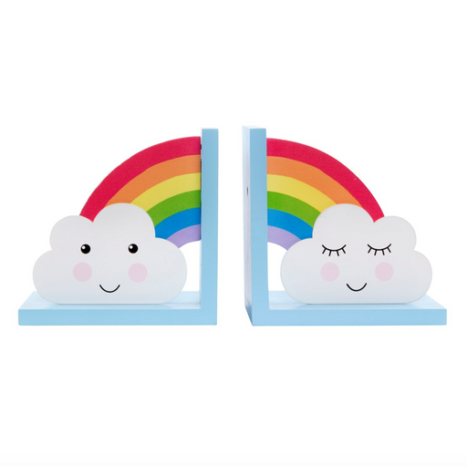 Day Dreams Rainbow & Cloud Bookends