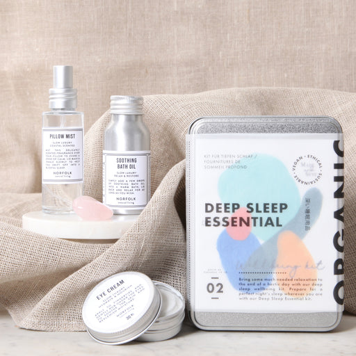 Seep Sleep Wellbeing Kit