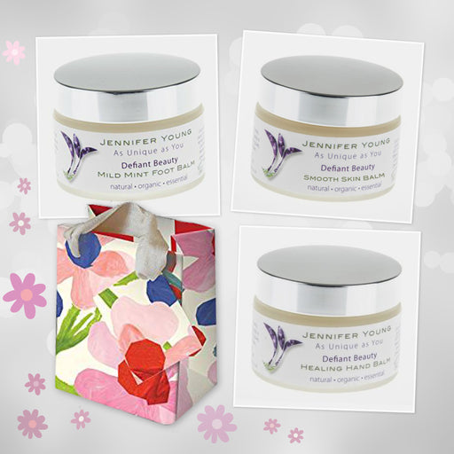 Defiant Beauty Balms Gift Set