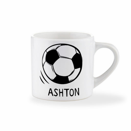 Personalised Footie Mug