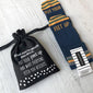 Men's Get Well Soon Socks In A Bag