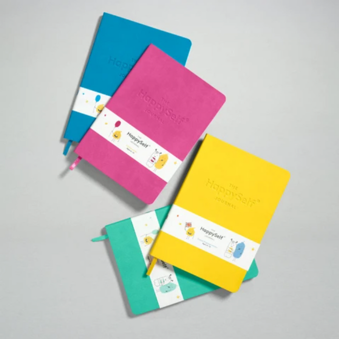 The Happy Self Journal - Colours