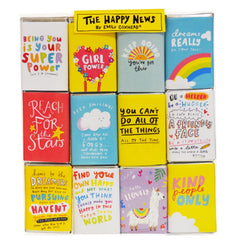 Happy News Mini Milk Chocolate Bars