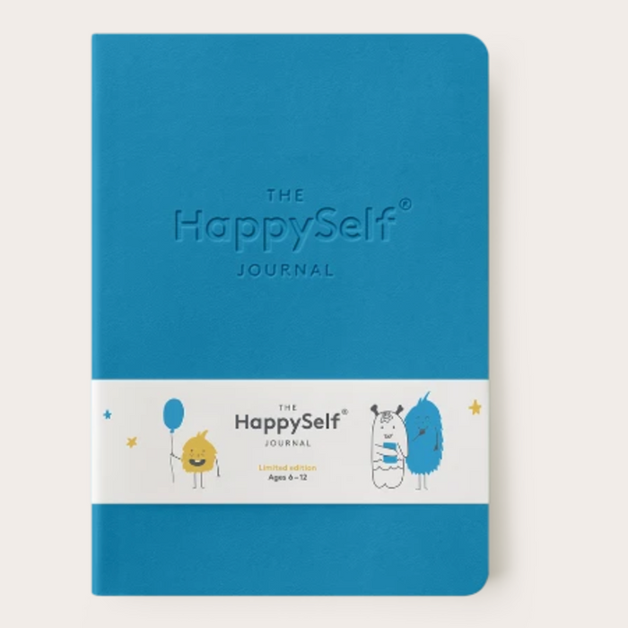 The Happy Self Journal - Blue