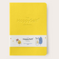 The Happy Self Journal - Yellow