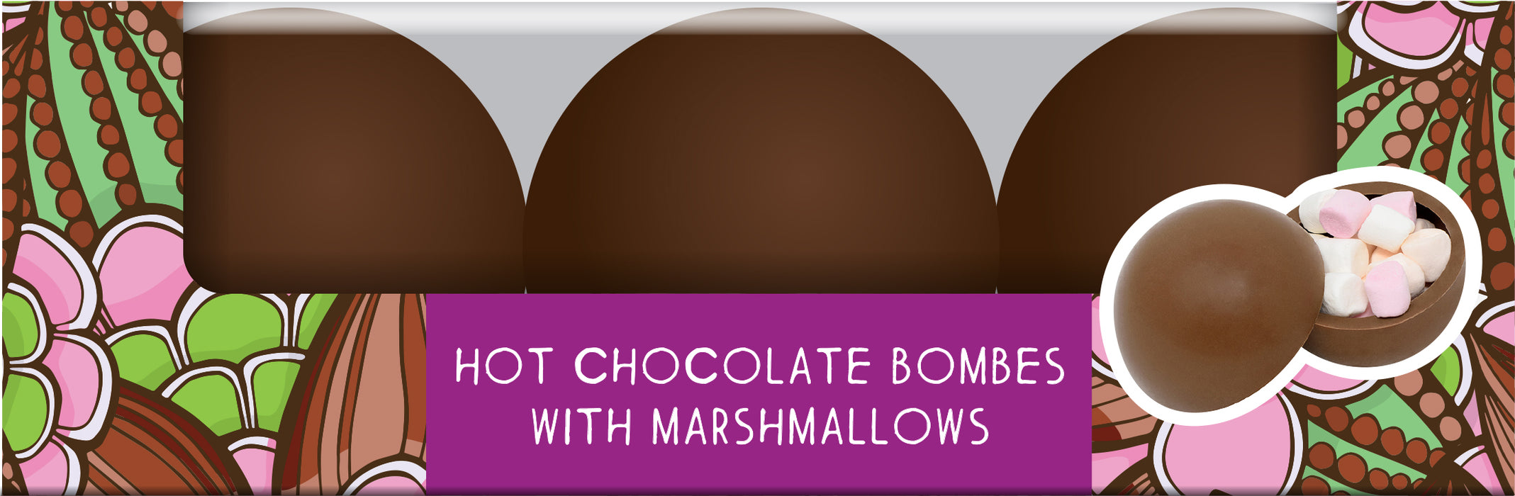 Hot Chocolate Bombe