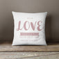 Hug Love Across The Miles Cushion