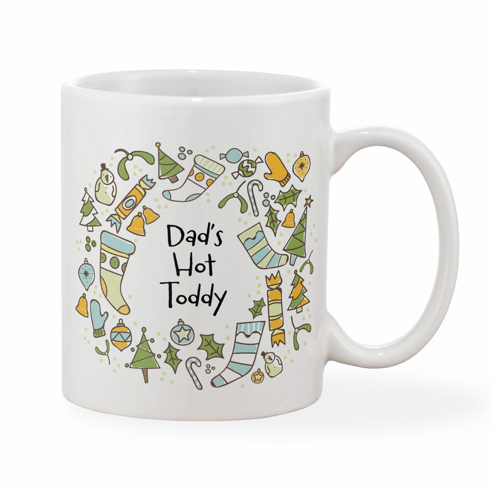Cheery Christmas Personalised Mug