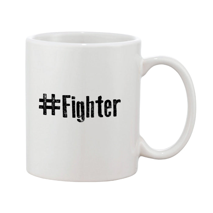 Personalised Hashtag Mug