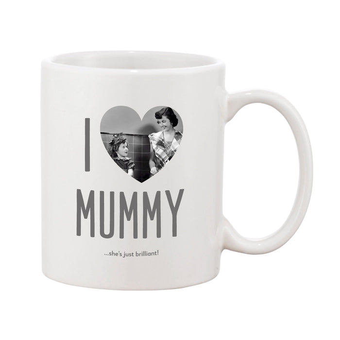 Personalised Message Mother's Day Mug