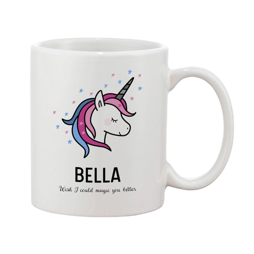 Magical Unicorn Personalised Mug