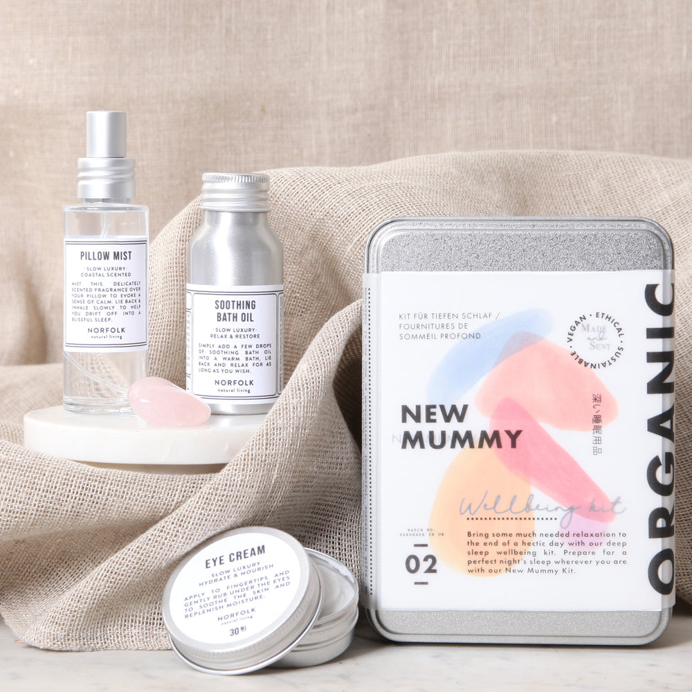 New Mummy Wellbeing Kit