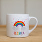 Children's Personalised Rainbow Mug