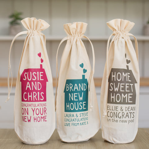Personalised Gift, Bottle & Party Bags