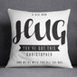Personalised Hug Cushion