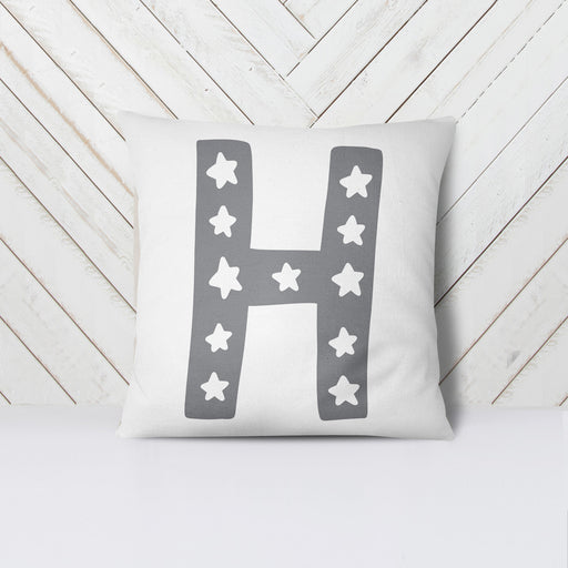 Personalised Scandi Initial Cushion