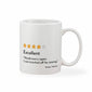 Rating Review Personalised Mug