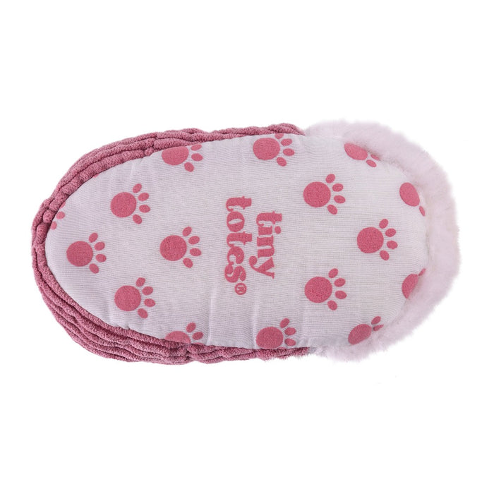 Pink Toddler Slippers