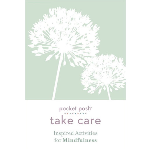 Pocket Posh Take Care Mndfulness Book