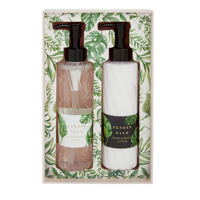 RHS Tender Palm Hand & Body Care Set