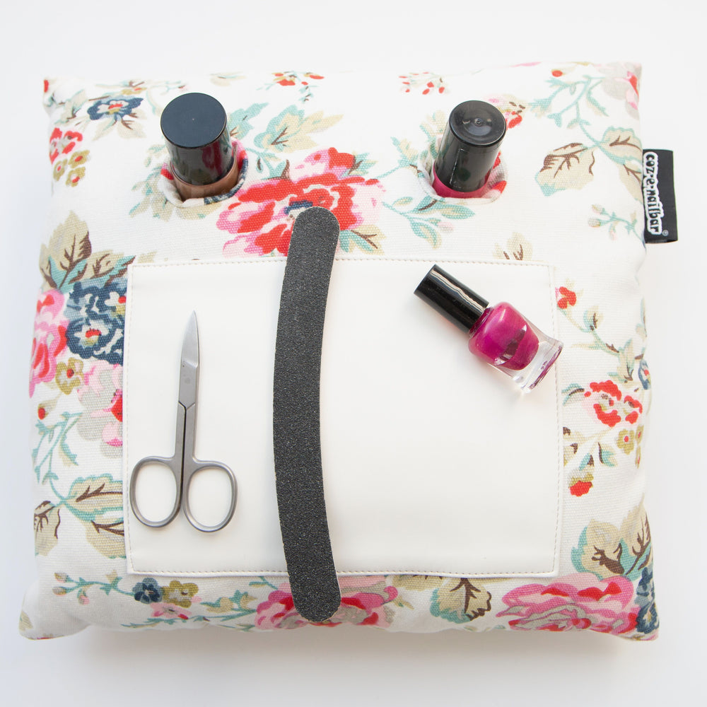Coz-E-Nailbar Manicure Cushion - Rose Garden