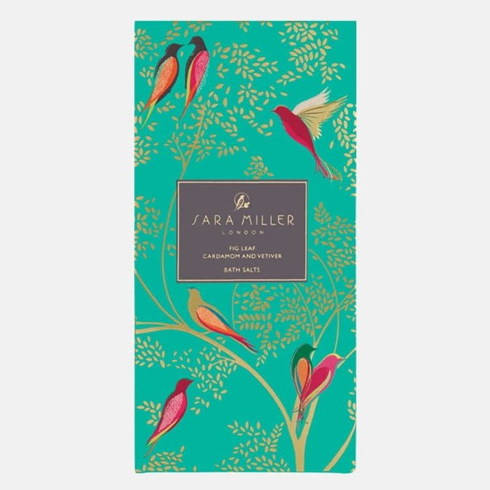 Sara Miller Fig Leaf, Cardamon & Vetiver Bath Salts