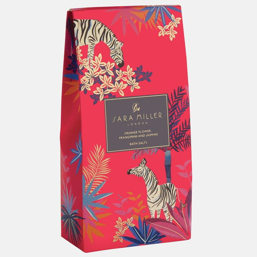 Sara Miller Orange Flower, Frangipani & Jasmine Bath Salts