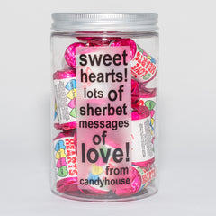 Sherbet Messages Of Love