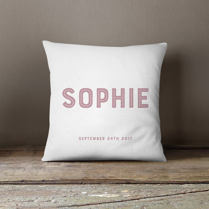 personalised baby present