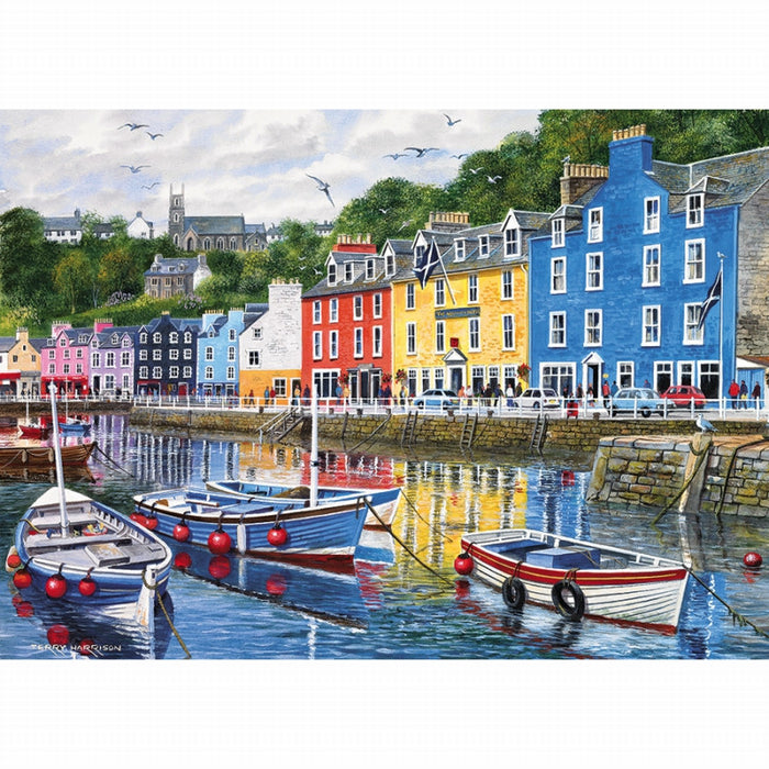 Tobermory Bay Puzzle