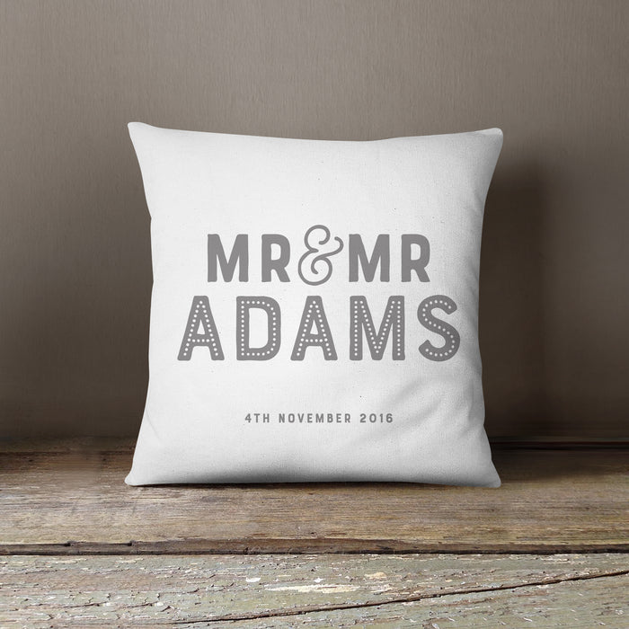 personalised couple wedding gift