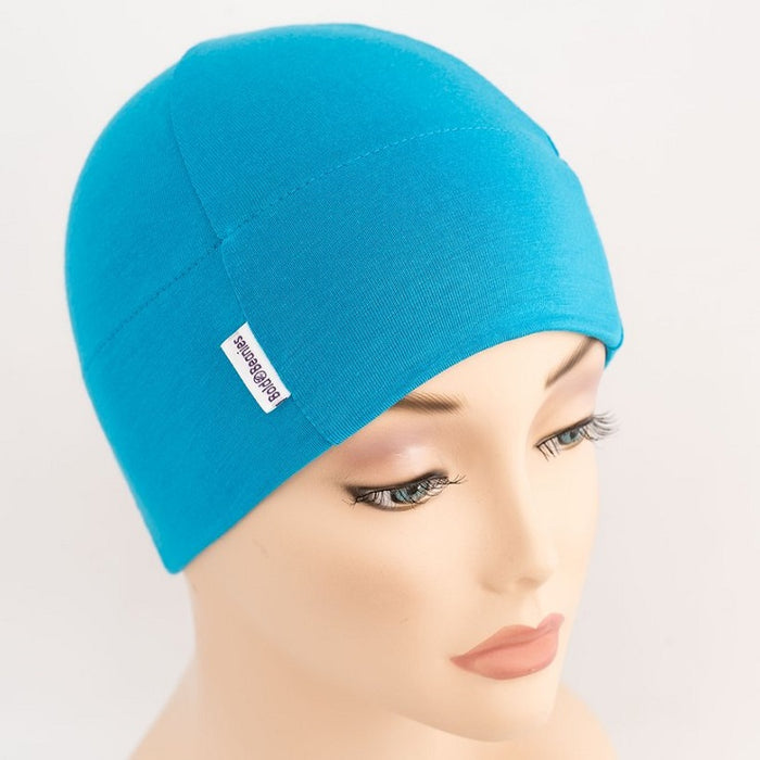 Turquoise Bold Beanie