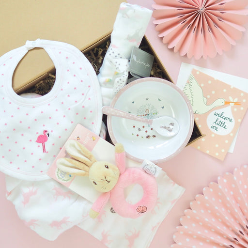 Build Your Gift Box | New Baby Gifts