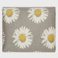 Grey Daisy Lap Tray