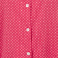 Coral Polka Dot Cotton Pyjamas
