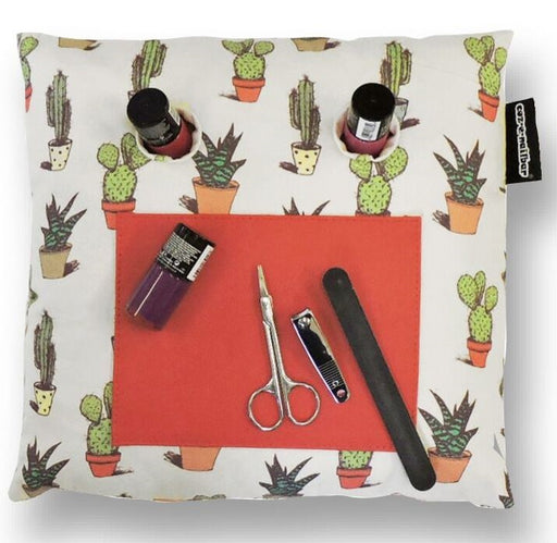 Coz-E-Nailbar Manicure Cushion - Cactus
